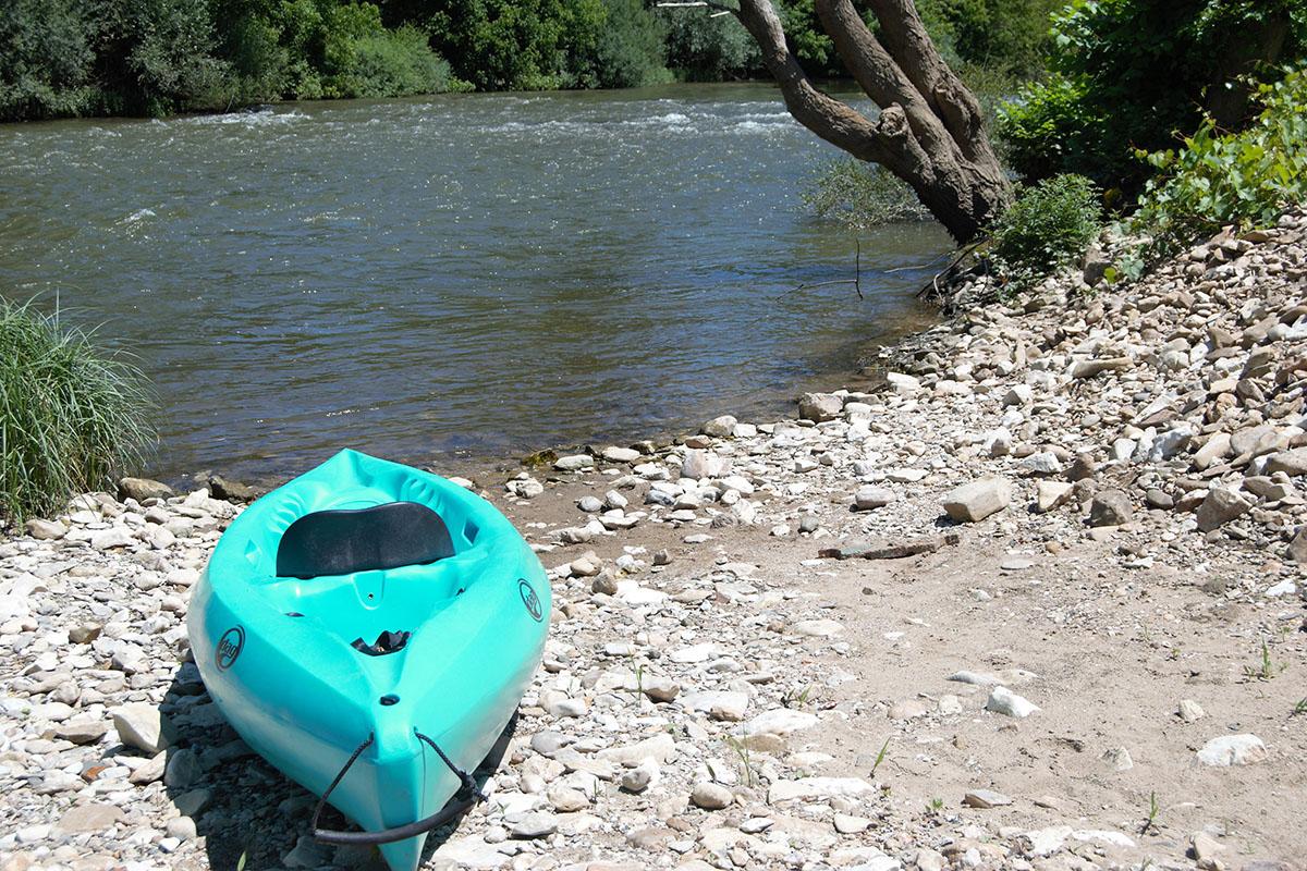 canoé kayak dans les gorges de l'aveyron by escapado